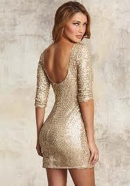 Karen Sequin Dress