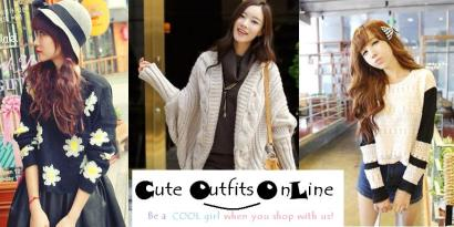 cute outfits online