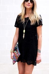 high dress tassel necklace