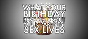 parents sex lives