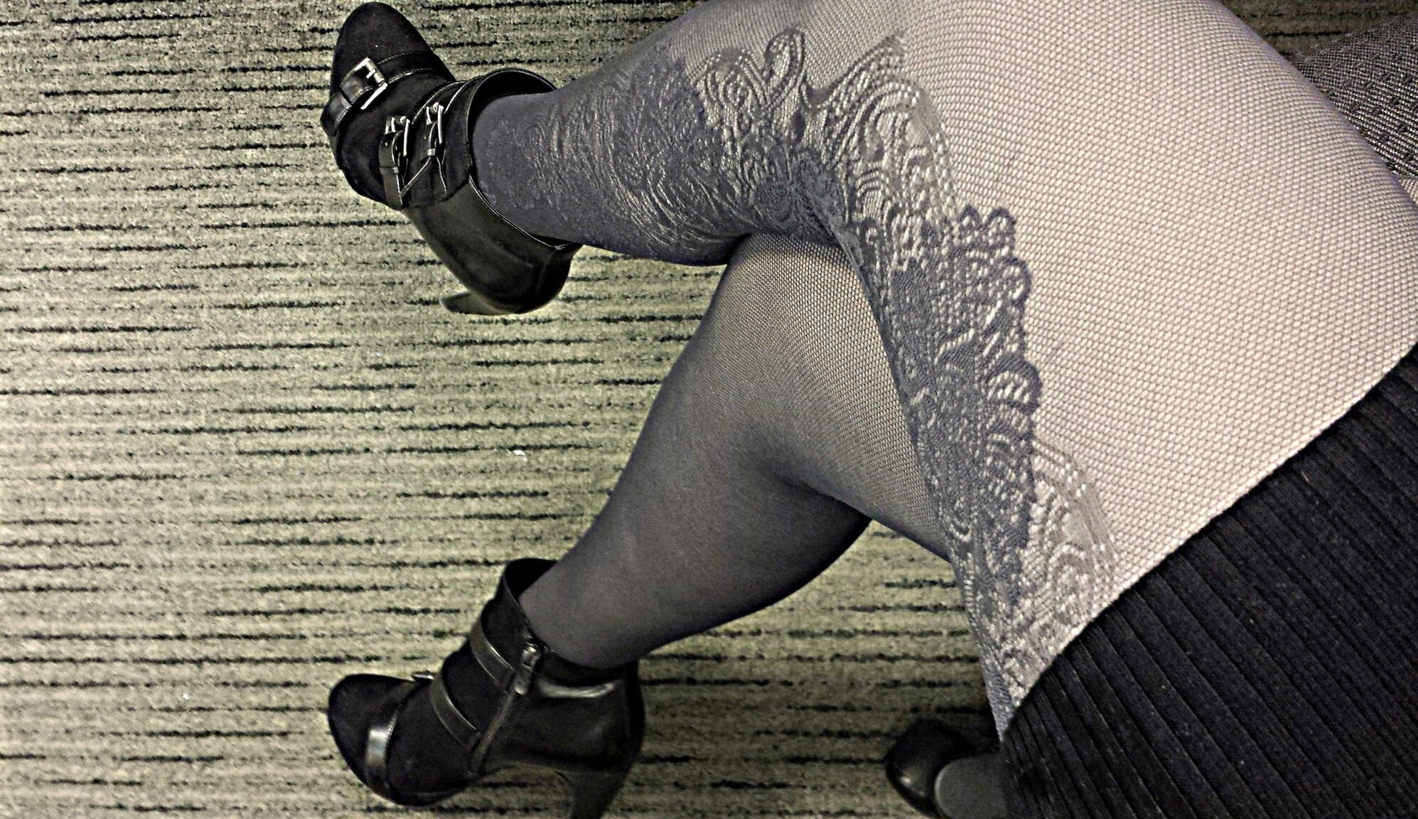 Any dialogue womens pantyhose and dressing diary seems