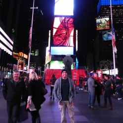 Andrew Times Square