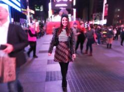 Natasha Times Square