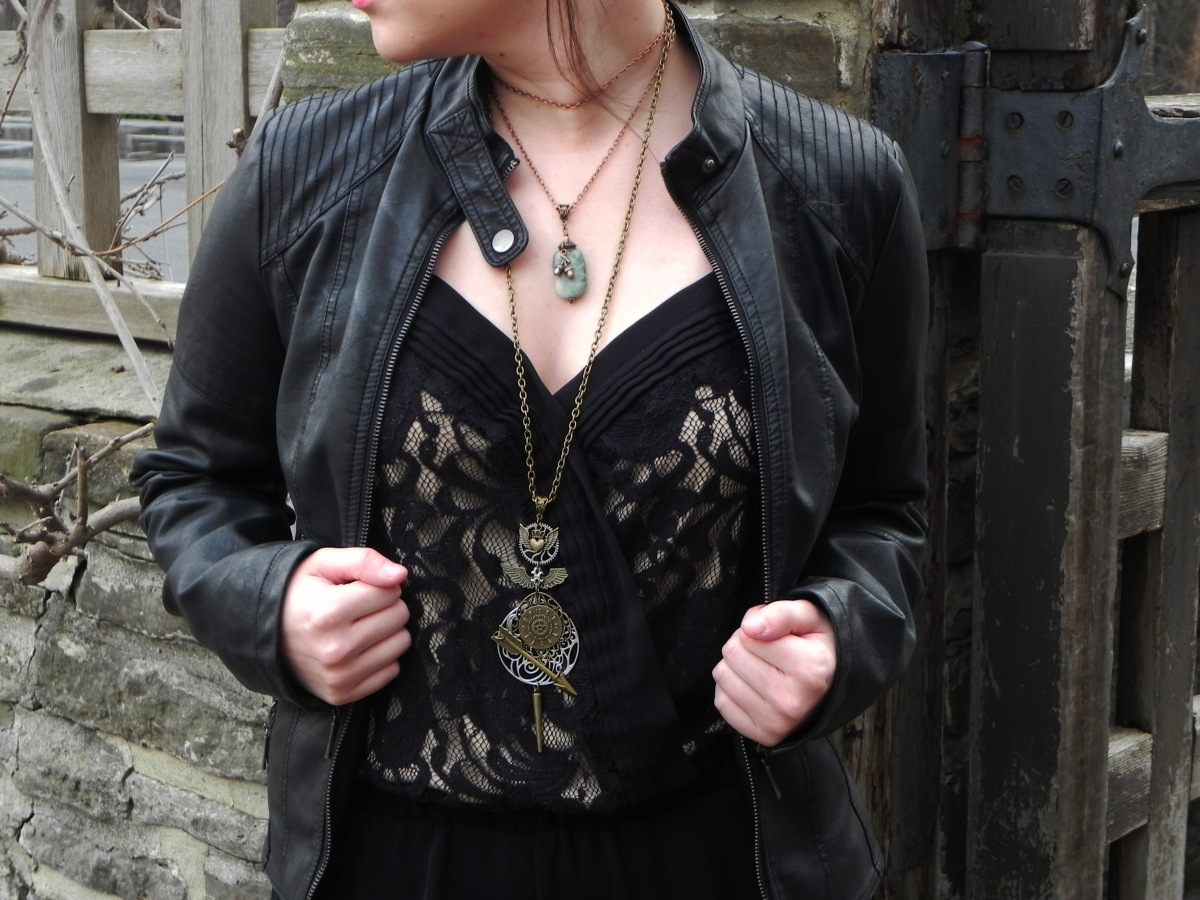 Styling Steampunk and Nature Jewelry