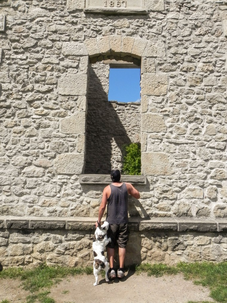 Rockwood Ruins_Andrew & Ares Window (1 of 1)